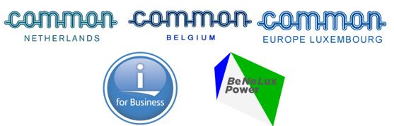 All logos for Power Benelux